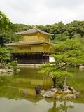 złoty pavillon Fotografia Stock