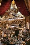 złoty Prague Zdjęcia Royalty Free
