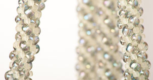 Z paciorkami biżuteria Zdjęcie Stock