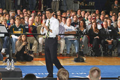 Z Paul zwycięstwo Urząd Miasta Ryan i GOP Drużyna zdjęcia stock
