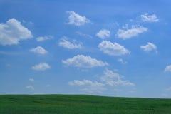 z pewnością malownicza krajobrazu Zdjęcie Stock