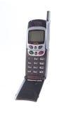 Z pustym ekranem trzepnięcia rodzajowy Telefon komórkowy Zdjęcia Stock
