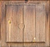 Z rzeźbiącym kwadratem stara drewniana tekstura fotografia royalty free