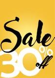 30% z sprzedaży grafiki Zdjęcia Royalty Free
