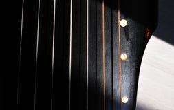Z sznurkiem chiński instrument muzyczny Obrazy Stock