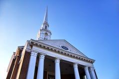 z wieży kościoła Obraz Stock