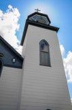 z wieży kościoła zdjęcia stock
