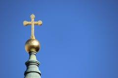 z wieży kościoła Fotografia Stock