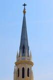 z wieży kościoła Fotografia Royalty Free