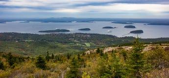 Z wybrzeża Maine zdjęcie stock
