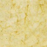 Z wzorem żółty artictic papierowy tło fotografia stock