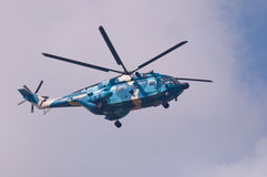 Z8 helicopter,China air force Stock Image