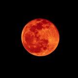 zaćmienie księżycowy Obraz Stock