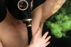 Zaśmierdły pachy ciała zapach fotografia royalty free