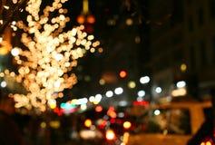 zaświeca ulicę zdjęcie stock