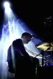 Za ! (bande) de concert au festival 2014 de bruit de Heineken Primavera Photographie stock