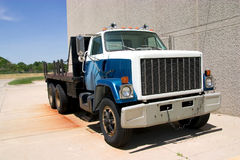 za rogiem mieszkania frontu bielizna ciężarówka Obraz Royalty Free