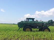 za wyposażenia gospodarstwa rolnego starego pługowego ciągnięcia ciągnikowym śladem Zdjęcie Royalty Free