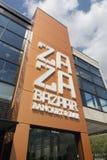 Za Za Bazaar. The entrance to a chain of Za Za Bazaars, the fixed price buffet dining experience Royalty Free Stock Photos