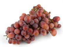 Zaadloze druiven royalty-vrije stock afbeeldingen