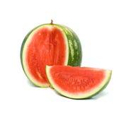 Zaadloze watermeloen Royalty-vrije Stock Afbeeldingen