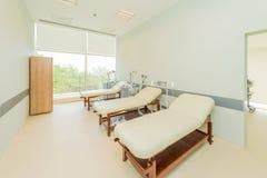 Zaal in het moderne ziekenhuis Royalty-vrije Stock Foto