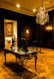 Zaal in het National Gallery van Kunst, Washington, gelijkstroom Stock Fotografie