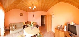 Zaal met overspannen plafond stock afbeeldingen