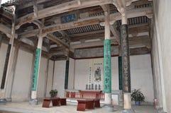 Zaal van Confucious stock fotografie