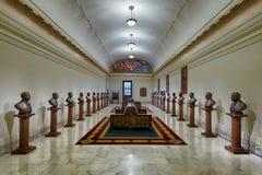 Zaal van Gouverneurs Royalty-vrije Stock Afbeeldingen
