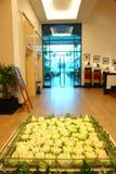 Zaal van Hotel Royalty-vrije Stock Afbeelding
