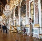 Zaal van spiegels royalty-vrije stock afbeeldingen
