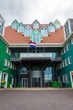 Zaandam, Κάτω Χώρες - 5 Μαΐου 2015: Zaandam Δημαρχείο Στοκ Φωτογραφία