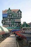 Zaandam architecture Stock Image