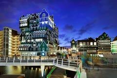 Zaandam Hôtel Inntel Royalty Free Stock Photo