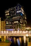 Innhotel Zaandam, The Netherlands - based on traditional houses stock photos