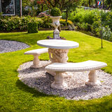 ZAANDAM, PAÍSES BAIXOS - 14 DE AGOSTO DE 2016: Close-up holandês bonito dos elementos do parque da cidade Zaandam - Países Baixos Fotos de Stock Royalty Free