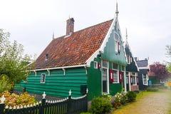 Zaanse Schans,阿姆斯特丹,荷兰 库存图片