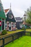 Zaanse Schans,阿姆斯特丹,荷兰 免版税库存照片