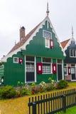 Zaanse Schans, Amsterdam, Nederländerna Royaltyfria Bilder