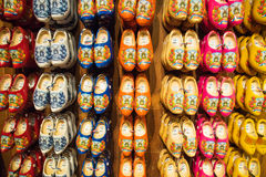 Zaanse Schans, holandie - Grudzień 13, 2016: Dekoracje w wiosce Zaanse Schans, Holandia Obraz Stock