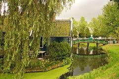 Zaanse Schans, Holland Royalty Free Stock Photo