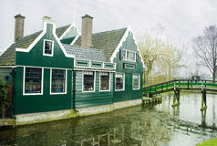 Zaanse Schans, Holland Royalty Free Stock Image