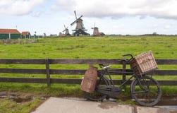 Zaanse Schans, Holland Stock Foto