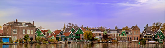 Zaanse Schans Royalty Free Stock Photos