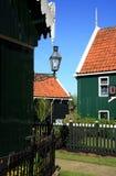 Zaanse Schans - Neherlands Stock Afbeeldingen