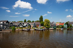 Zaanse Schans, the Netherlands Stock Image