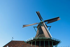 Zaanse Schans Open Air Museum Royalty Free Stock Images