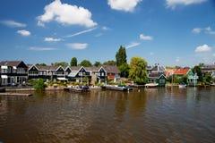 Zaanse Schans, Pays Bas image stock