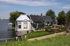 Zaanse Schans Royalty Free Stock Photo